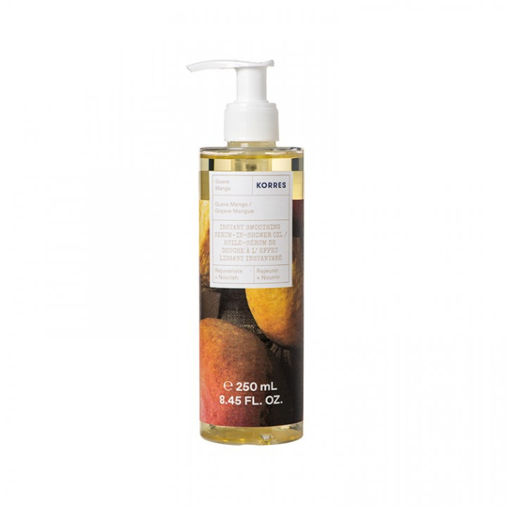 Korres GUAVA MANGO SERUM IN SHOWER OIL - 250ML