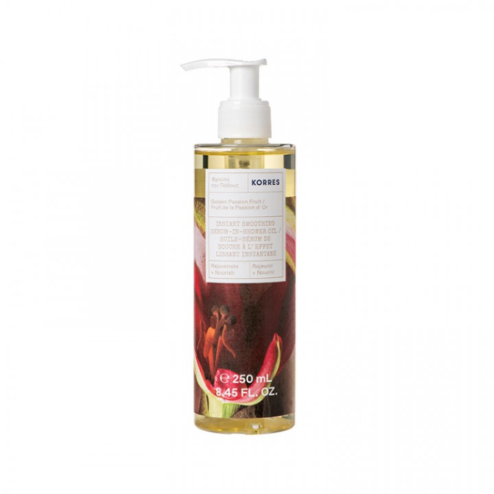 Korres GOLDEN PASSION FRUIT SERUM IN SHOWER OIL - 250ML