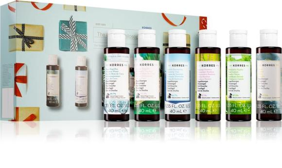 Korres GIFTING PHILOSOPHY MINI SHOWER GELS SET