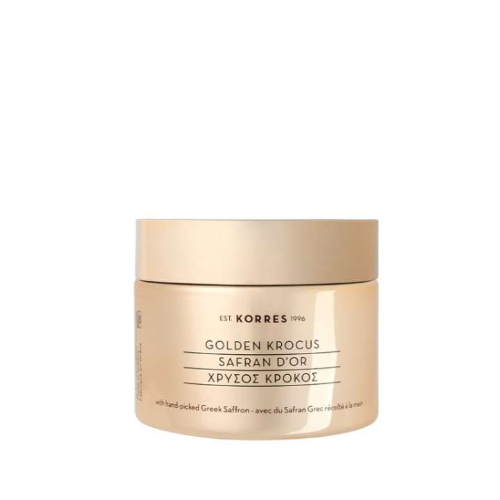 Korres Golden Krocus Hydra-Filler Plumping Cream - 50ml