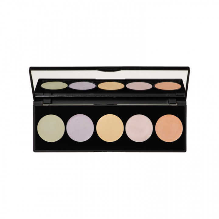 Korres ACTIVATED CHARCOAL Colour-Correcting Palette - 5.5g