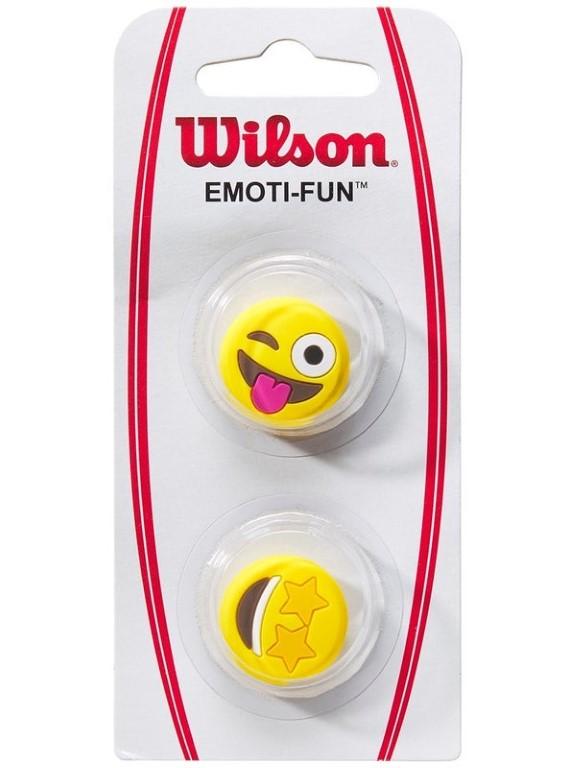 Wilson Winking Tongue Out/Star Eyes Dampener