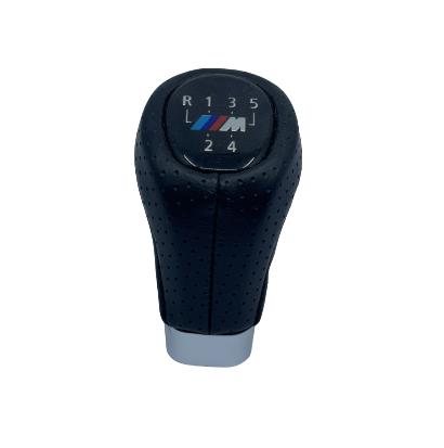 gear shift knob - leather