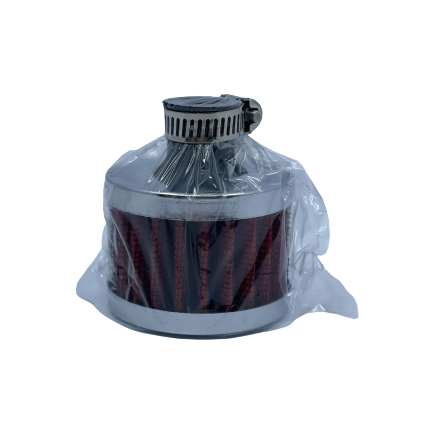 Oil Breather Filters - Red Small