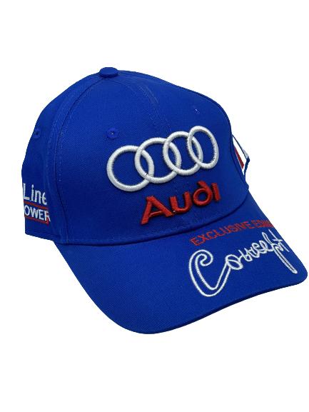 Audi Blue Hat