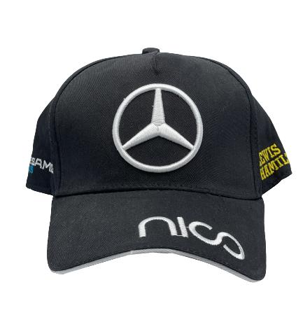 Mercedes Black Hat