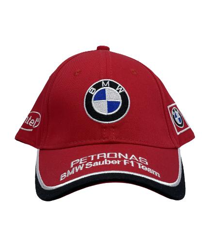 BMW red hat