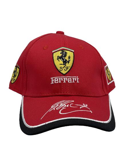 Ferrari red hat