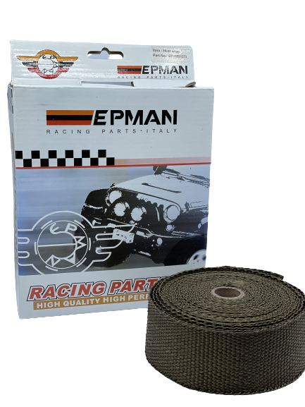 EPMAN Exhaust Heat Wrap - Khaki Medium