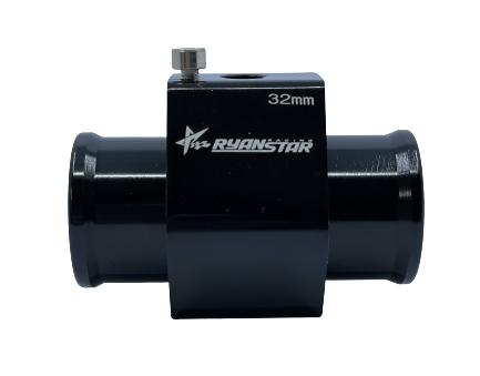 Water Temperature Adapter - Black Small