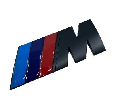 Msport Logo rear - black Small