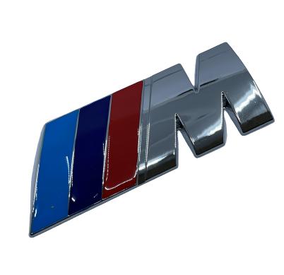 Msport Logo rear - Basic Small
