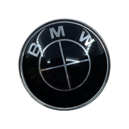 BMW Logo Front - black Small