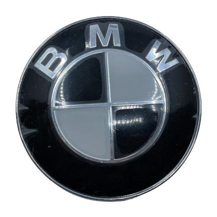 BMW Logo Front - basic black Small