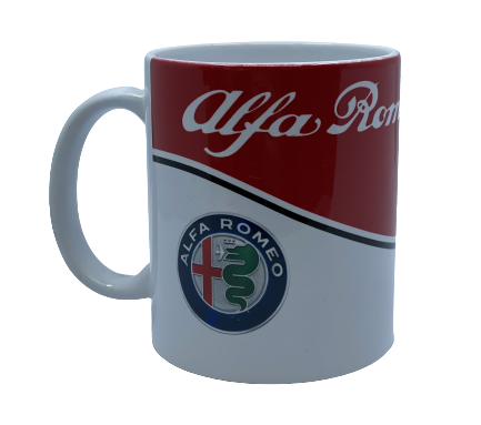 Mugs - ALFA ROMEO white