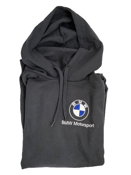 FOOTER BMW - BLACK LARGE