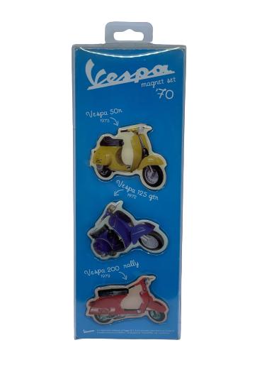 VESPA MAGNET SET FROM 1970