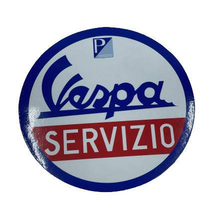 VESPA STICKER