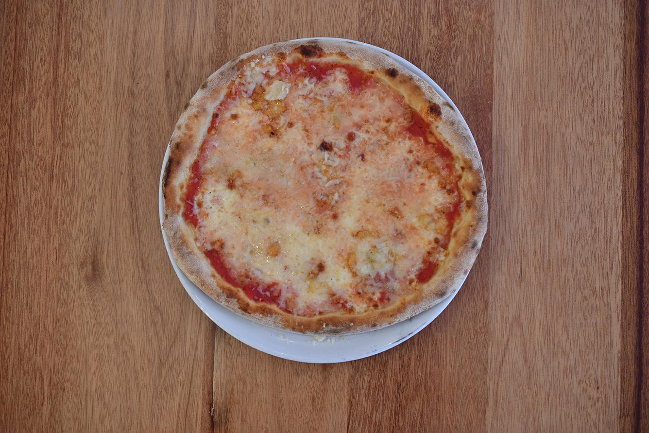 GREEN FOODS VEGAN PIZZA MARGHERITA 570G