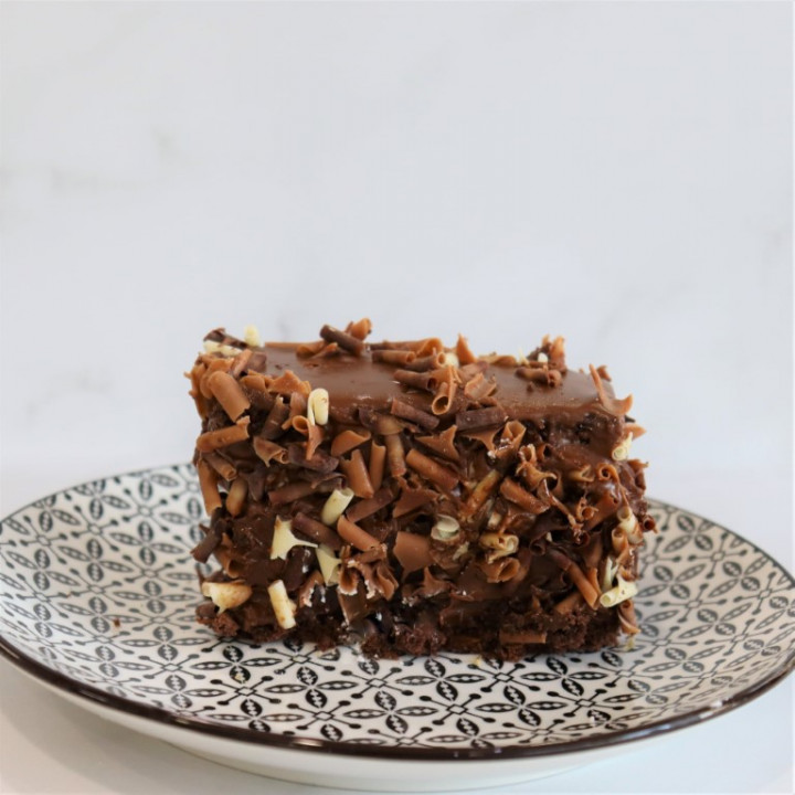 Σοκολατίνα με Κρέμα Βουτύρου