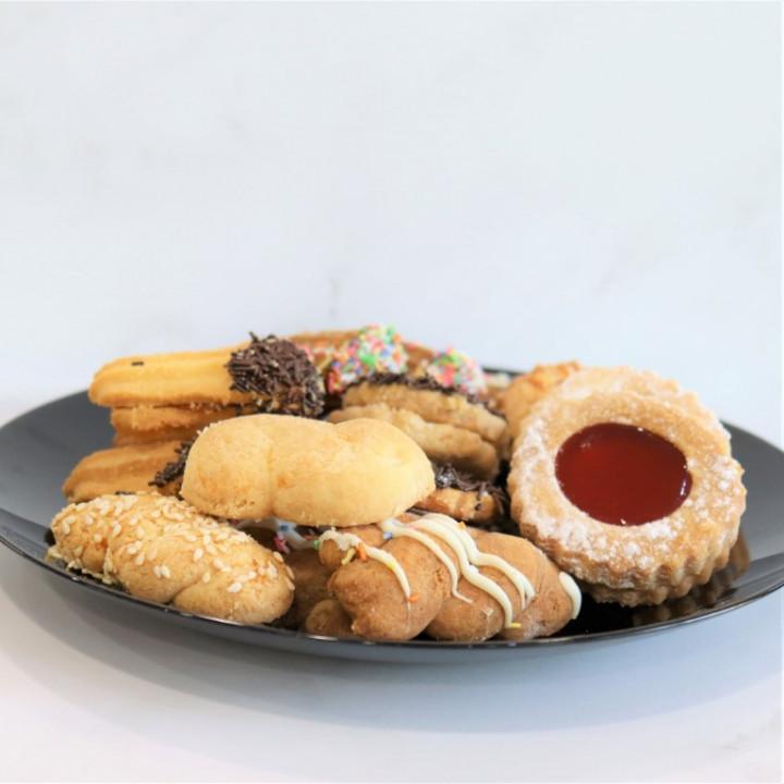 Μπισκότα Πτι-Φούρ Μισό Κιλό