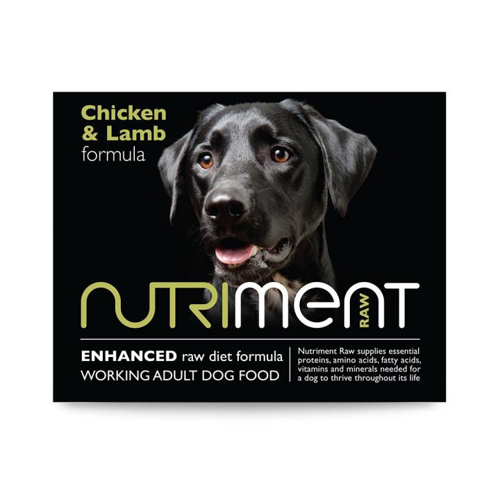 NUTRIMENT CHICKEN & LAMB FORMULA - 500G