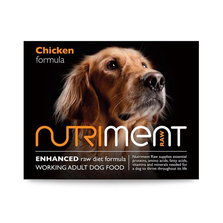 NUTRIMENT CHICKEN FORMULA - 500G