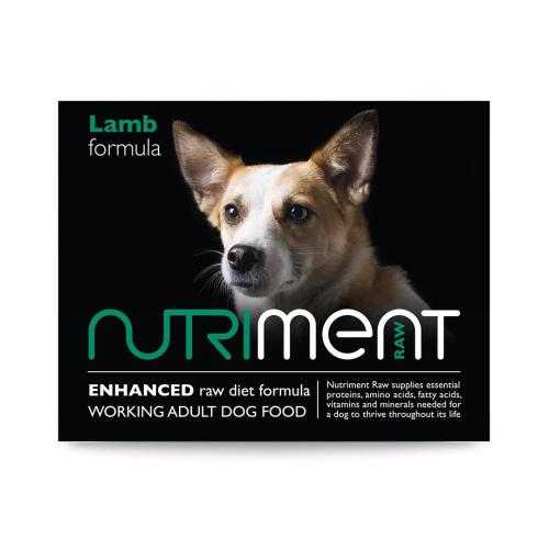 NUTRIMENT LAMB FORMULA - 500G