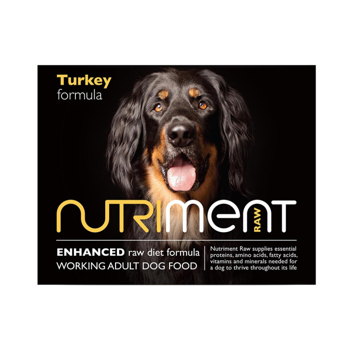 NUTRIMENT TURKEY FORMULA - 500G