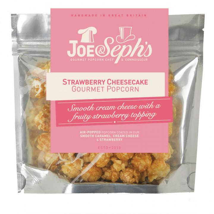Joe & Seph's - Strawberry Cheese Cake Popcorn 32gr
