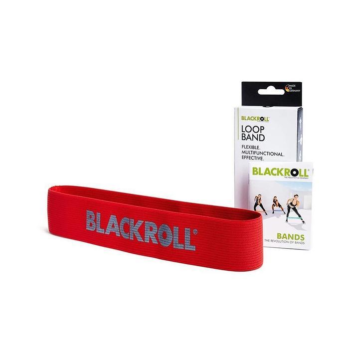 BLACKROLL Loop Band - Genlte - Red
