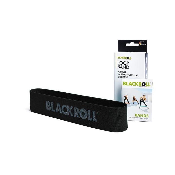 BLACKROLL Loop Band - Extra Strong - Black