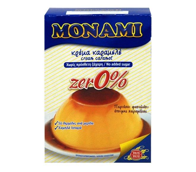 MONAMI CREAM CARAMEL ZERO - 120G