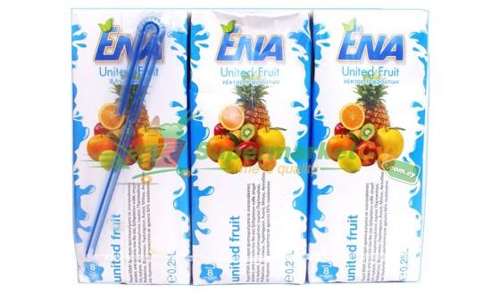 ENA UNITED FRUIT 3X9 - 205ML