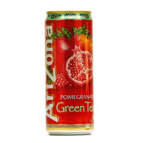 ARIZONA POMEGRANATE GREEN TEA - 330ML