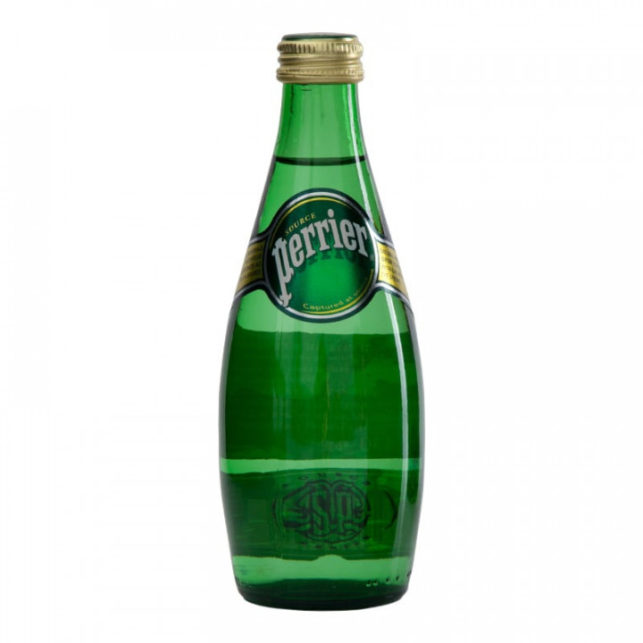 PERRIER MINERAL WATER - 330ML