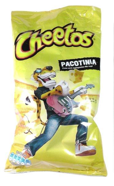 CHEETOS PACOTINIA - 114G