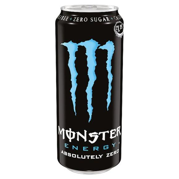 MONSTER ENERGY ZERO