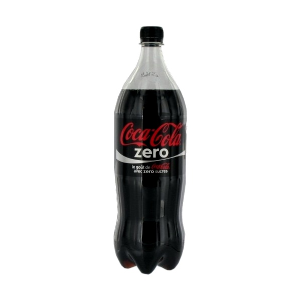 COCA-COLA ZERO PET 1,5LT
