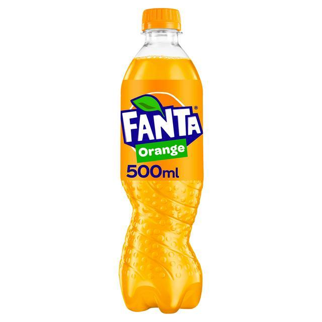 FANTA ORANGE PET 500ML