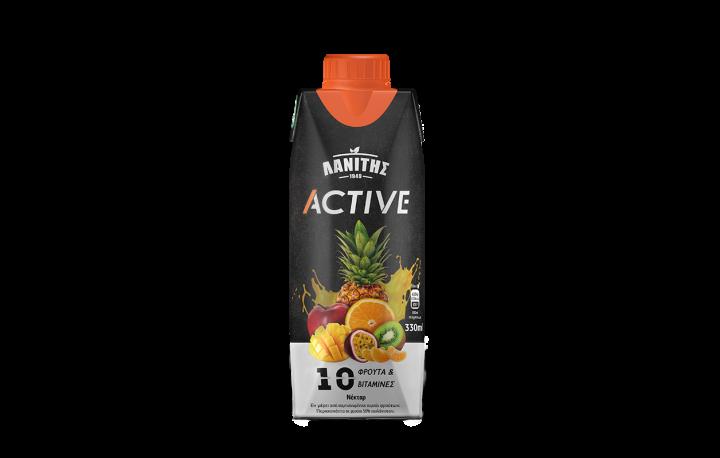 LANITIS ACTIVE 10FRUITS