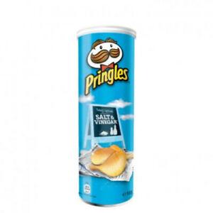 PRINGLES SALT+VINEGAR 165G
