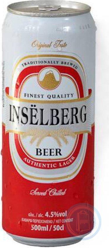 INSELBERG BEER 500ML