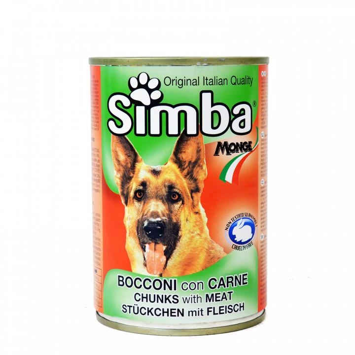 SIMBA D.FOOD 1X3 415GR(B CON V