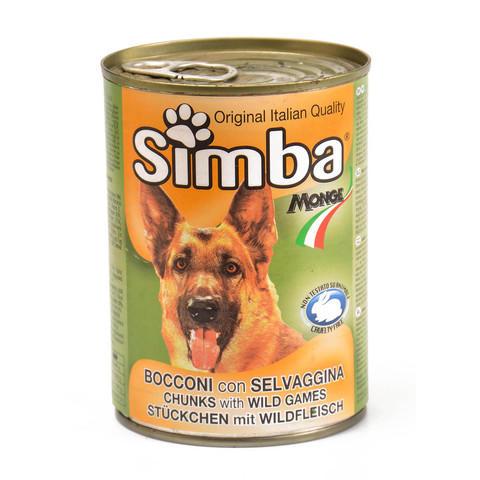 SIMBA D.FOOD 1X3 415 GR(WILD G