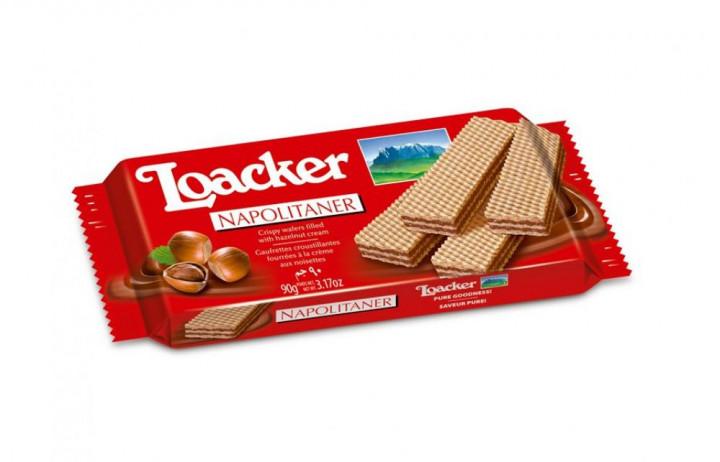 LOACKER X 25 NAPOLITANER