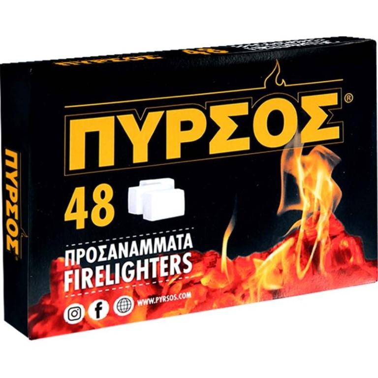 PYRSOS FIRELIGHTER 48