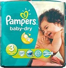 PAMPERS BABY DRY S3 CP 4X27