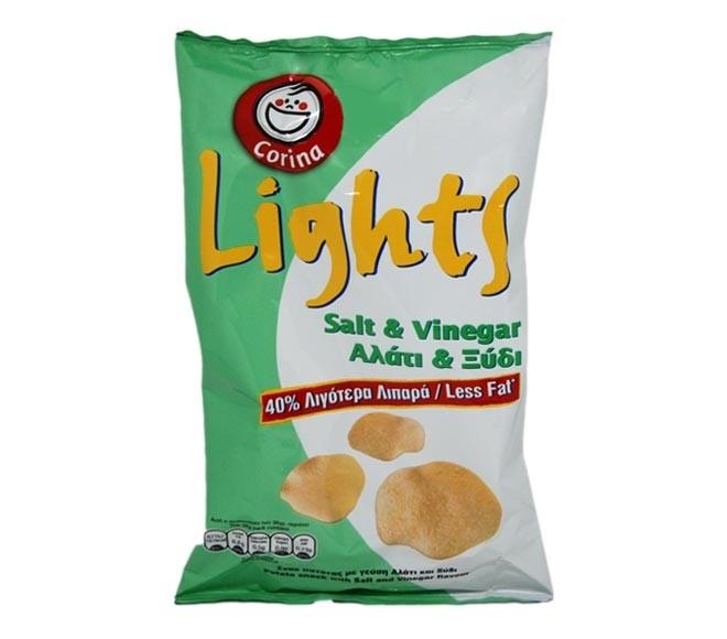 LIGHTS SALT & VINEGAR - 36G