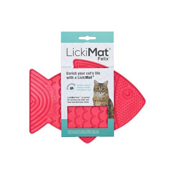 LickiMat® Felix™ - Pink